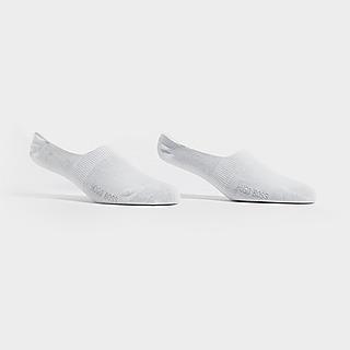 BOSS 2 Pack Invisible Socken Herren
