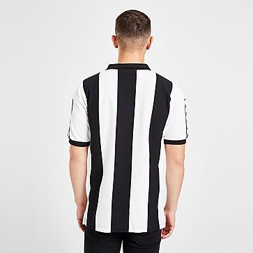 Score Draw Newcastle United FC '78 Home Retro Shirt Herren