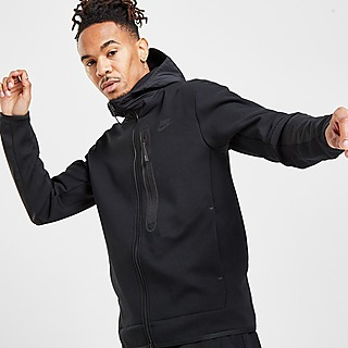 Nike Tech Woven Hoodie Herren