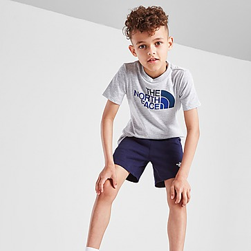 The North Face T-Shirt/Shorts Set Kleinkinder