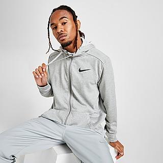 Nike Dri-FIT Trainings-Hoodie mit durchgehendem Reißverschluss Herren
