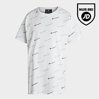 Champion All Over Print T-Shirt Kinder