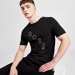 BOSS Teeonic Diagonal T-Shirt Herren