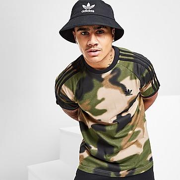 adidas Originals 3-Stripes California T-Shirt Herren