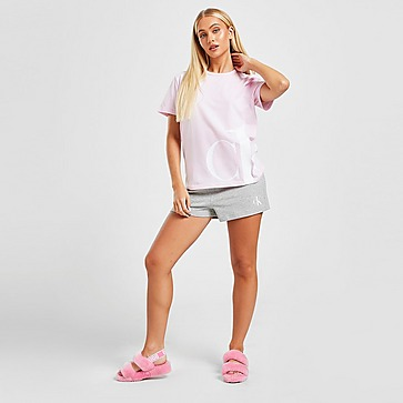 Calvin Klein One Logo T-Shirt Damen