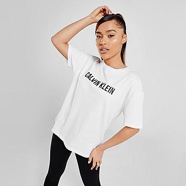 Calvin Klein Logo Boyfriend T-Shirt Damen