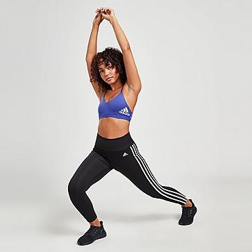 adidas Designed To Move High-Rise 3-Streifen Sport 7/8-Tight