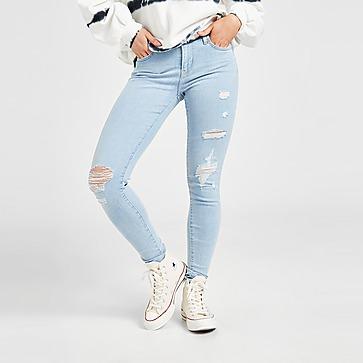 Levis 710 Super Skinny Jeans Damen
