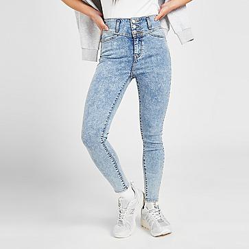 Levis Utility Mile High Jeans Damen