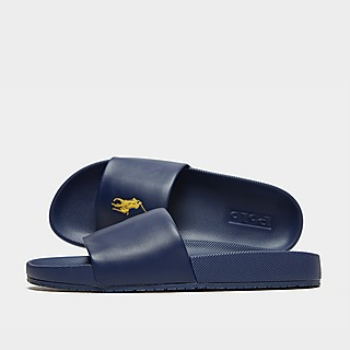 Polo Ralph Lauren Cayson Slides Damen