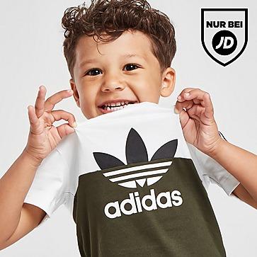 adidas Originals Sliced T-Shirt/Shorts Set Baby