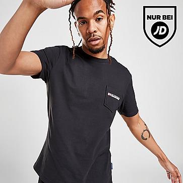 Napapijri Back Hit Pocket T-Shirt Herren