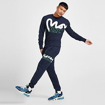 Money Clothing Stencil Jogginghose Herren