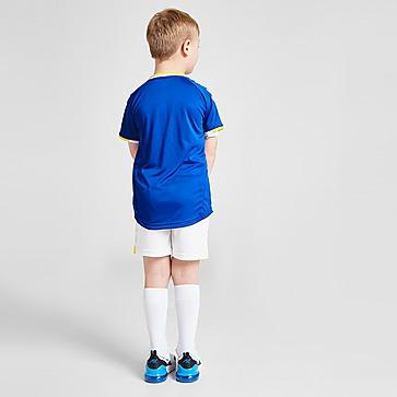 Hummel Everton FC 2021/22 Home Kit Kleinkinder