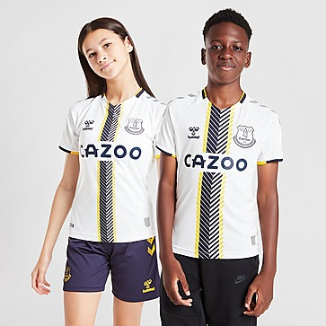 Hummel Everton FC 2021/22 Third Shirt Kinder