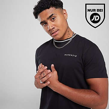 McKenzie Essential Ringer T-Shirt Herren