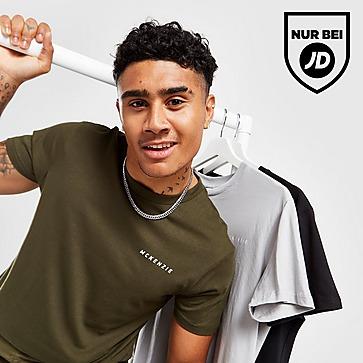 McKenzie 3-Pack Essential T-Shirts Herren