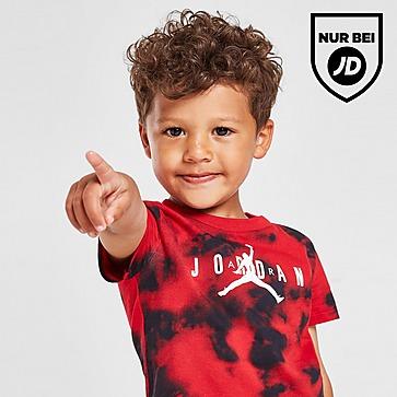 Jordan Jumpman Tie Dye T-Shirt/Shorts Set Baby
