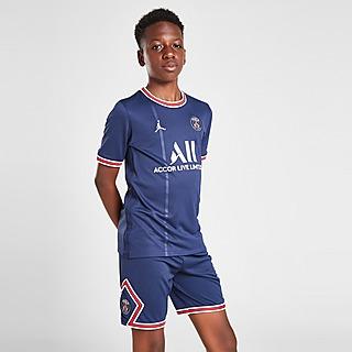 Jordan Paris Saint Germain 2021/22 Home Shorts Kinder Pre-Order