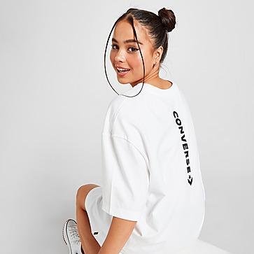 Converse Oversized T-Shirt Kleid Damen