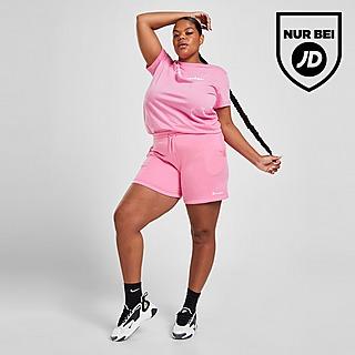 Champion Core Fleece Plus Size Shorts Damen
