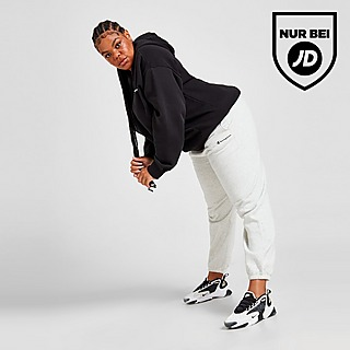 Champion Core Plus Size Logo Jogginghose Damen