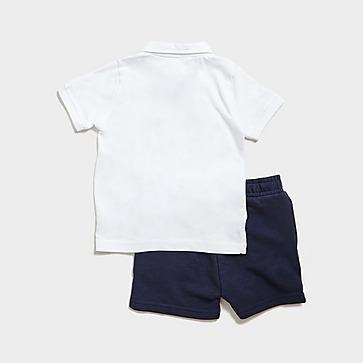 Lyle & Scott Polo/Shorts Set Baby