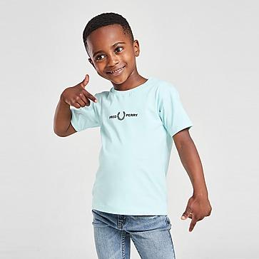 Fred Perry Global Bra Damennded T-Shirt Kleinkinder