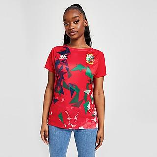 Canterbury British & Irish Lions 2021 Graphic T-Shirt Damen