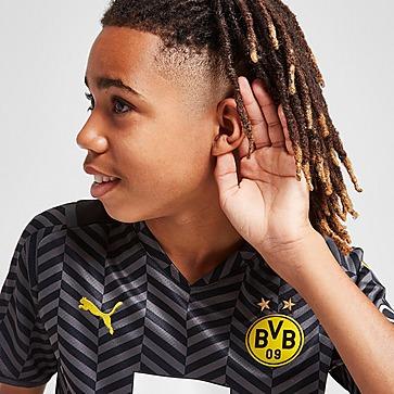 Puma Borussia Dortmund FC 2021/22 Away Shirt Kinder