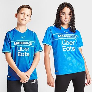 Puma Olympique De Marseille 2021/22 Third Shirt Kinder