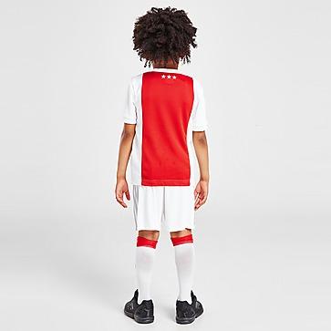 adidas Ajax 2021/22 Home Kit Kleinkinder