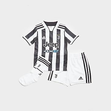 adidas Juventus 2021/22 Home Kit Kleinkinder