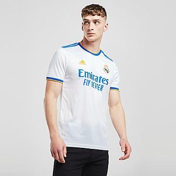 adidas Real Madrid 2021/22 Home Shirt Herren