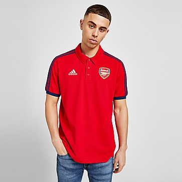 adidas Arsenal FC 3-Stripes Poloshirt Herren
