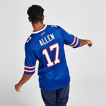 Nike NFL Buffalo Bills Allen #17 Jersey