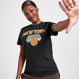 New Era NBA New York Knicks T-Shirt Damen