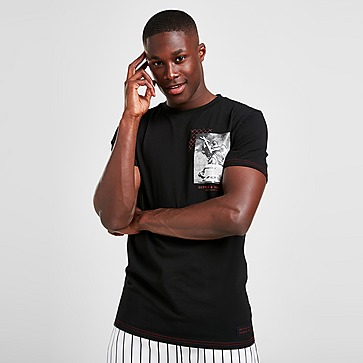 Supply & Demand Angel T-Shirt Herren