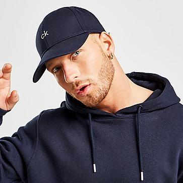Calvin Klein Central logo Baseball Cap