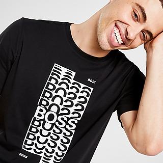 BOSS Stack Logo T-Shirt Herren