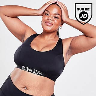Calvin Klein Underwear Curve Tape Plus Size Bralette Damen