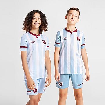 Umbro West Ham United FC 2021/22 Away Shirt Junior