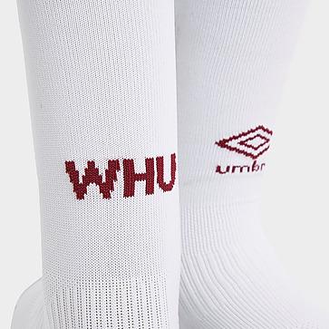 Umbro West Ham United FC 2021/22 Away Socken Kinder