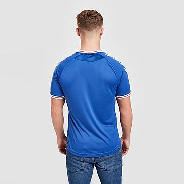 Hummel Oldham Athletic FC 2021/22 Home Shirt Herren