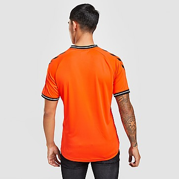 Hummel Oldham Athletic FC 2021/22 Away Shirt Herren