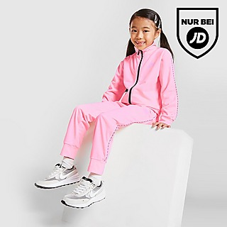 Nike Girls' Tape Poly Trainingsanzug Kleinkinder