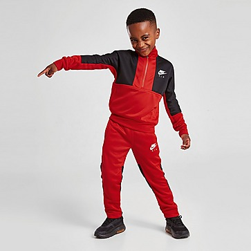 Nike Air Poly 1/4 Zip Trainingsanzug Kleinkinder