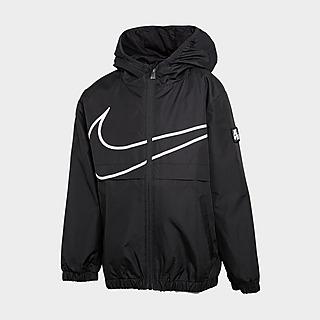 Nike Swoosh Windbreaker Jacke Kleinkinder