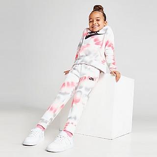Nike Girls' Club Tie Dye Jogginghose Kleinkinder