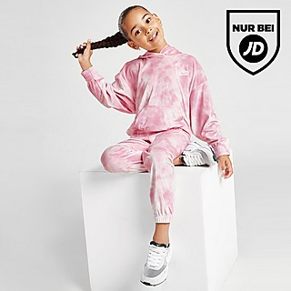 Nike Girls' Velour Trainingsanzug Kleinkinder
